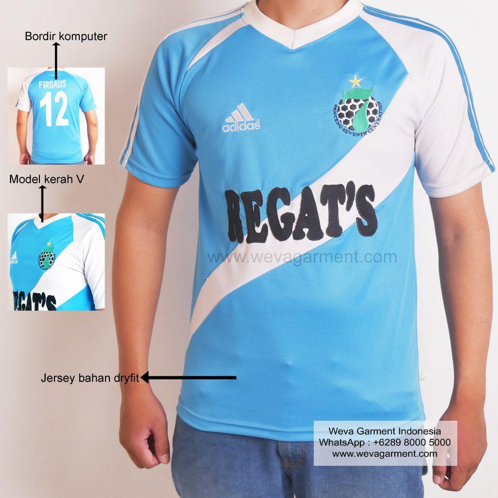 Weva-Garment-Indonesia-Konveksi-Surabaya-Jersey Regat's-min