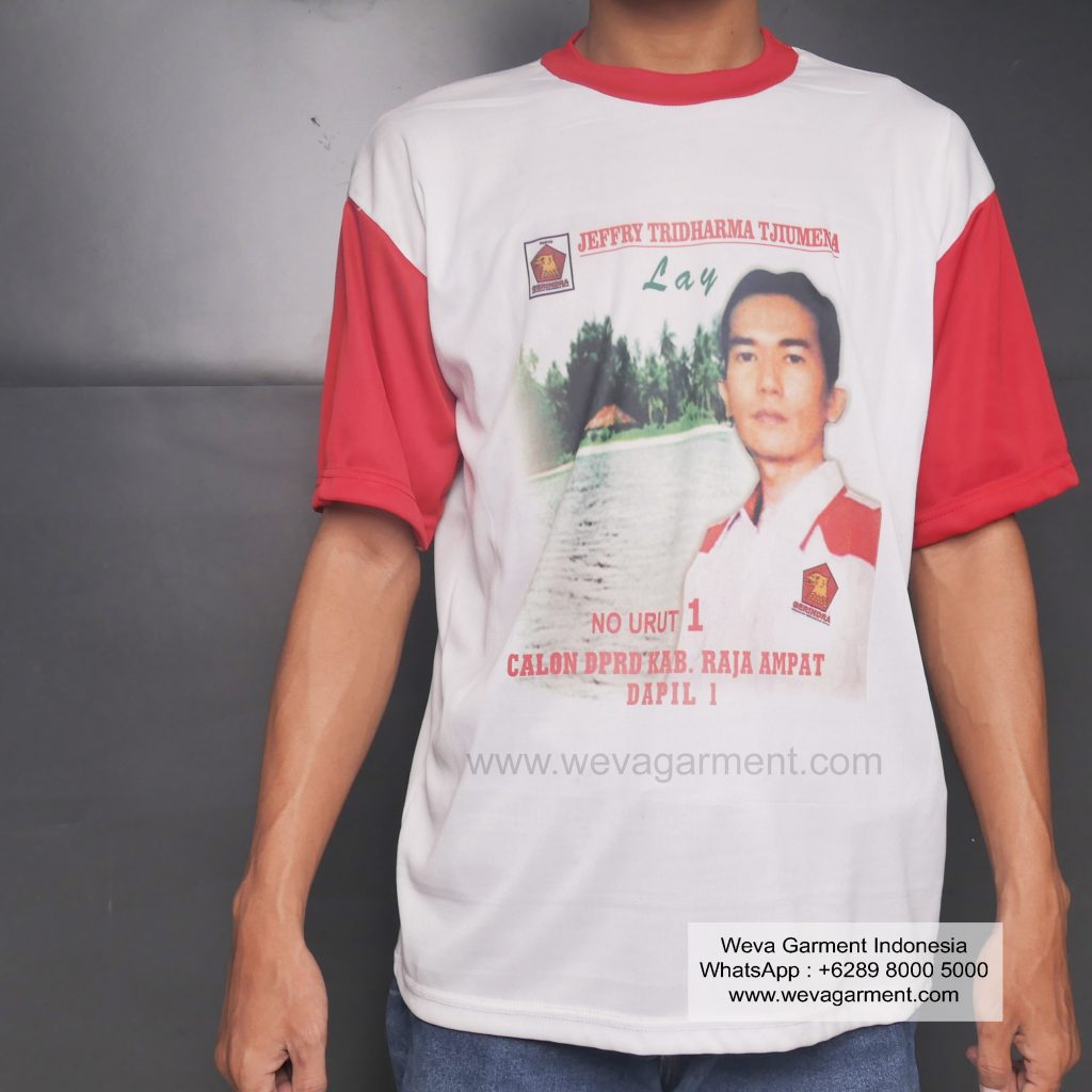 Weva-Garment-Indonesia-Konveksi-Surabaya-kaos13 kampanye Calon DPRD Raja Ampat-min
