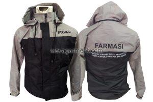 Hasil Produksi Jaket Farmasi - Weva Garment