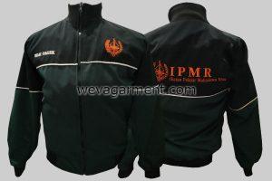 Hasil Produksi Jaket IPMR - Weva Garment