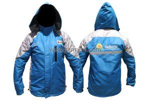Hasil Produksi Jaket SOKORIA - Weva Garment