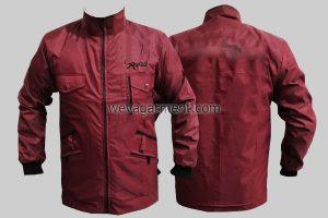 Hasil Produksi Jaket Motor - Weva Garment