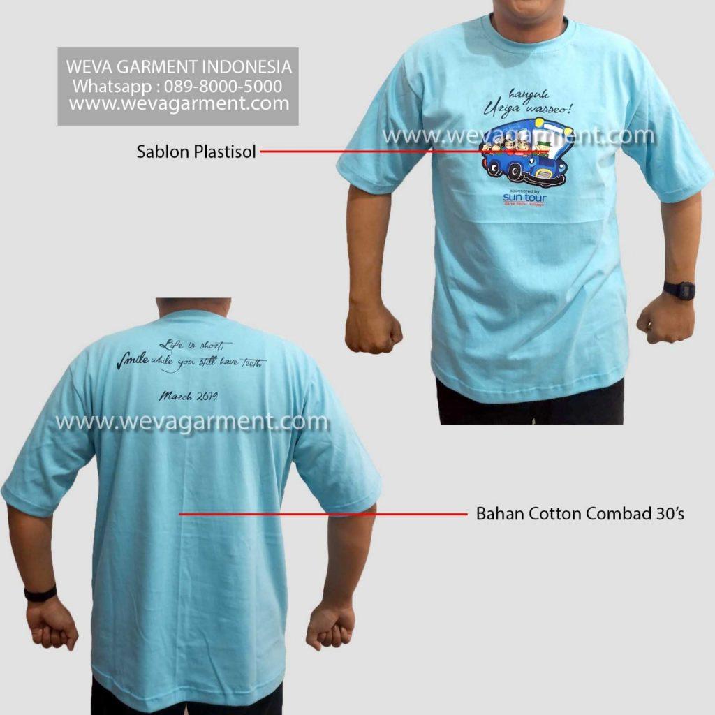 Contoh Desain Kaos Konveksi Surabaya