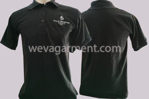 Hasil Produksi dan Desain Poloshirt IMIGRASI Kediri