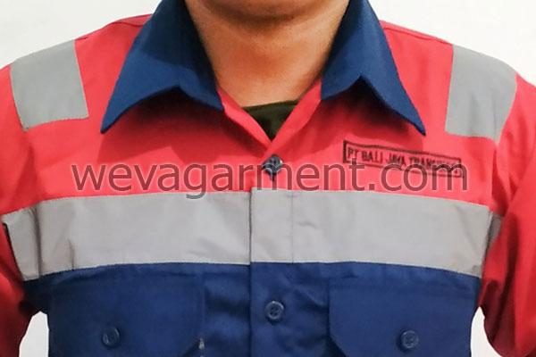 konveksi-seragam-detail-bordir-depan-baja-perkasa