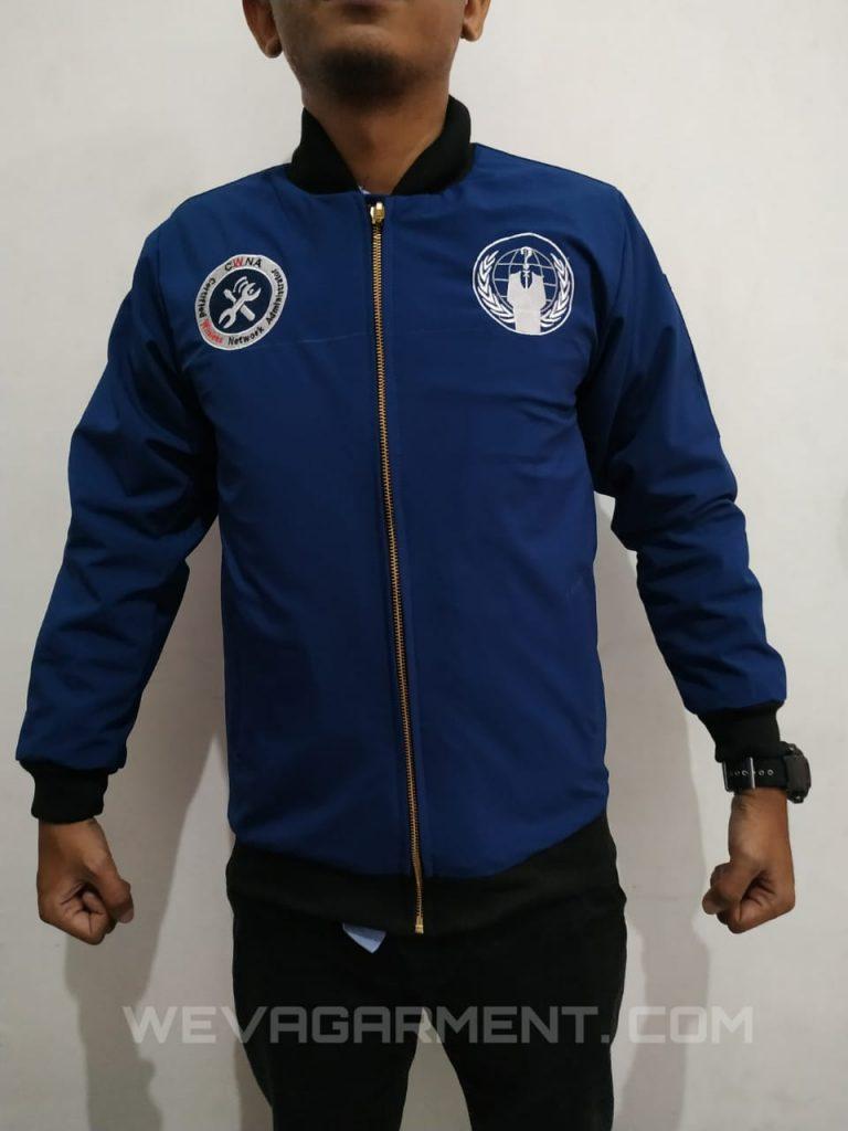 Konveksi Jaket Surabaya - Weva Garment