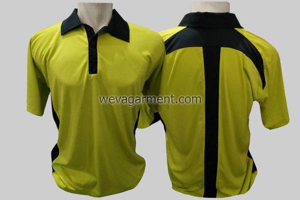 Hasil Produksi dan Desain Poloshirt Diadora
