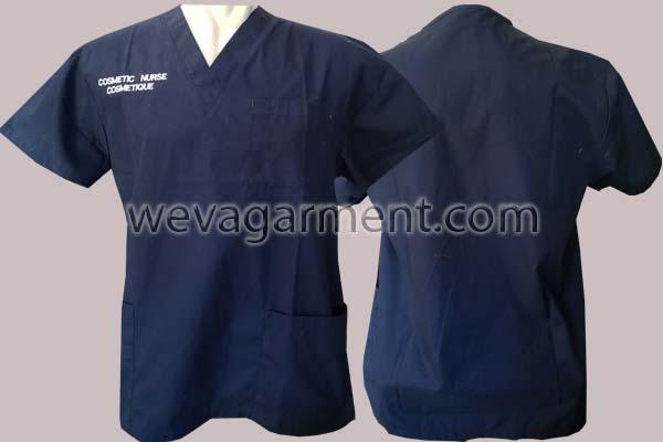 Hasil Produksi dan Desain Seragam Beauty Cosmetic Nurse