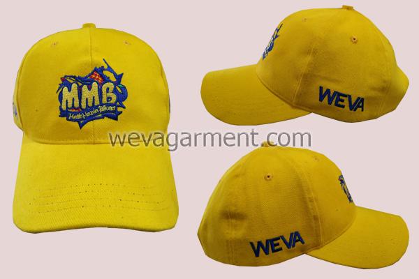 Hasil Produksi dan Desain Topi MMB
