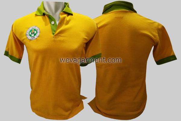 Hasil Produksi dan Desain Poloshirt PT. PETRO GRAHA MEDIKA