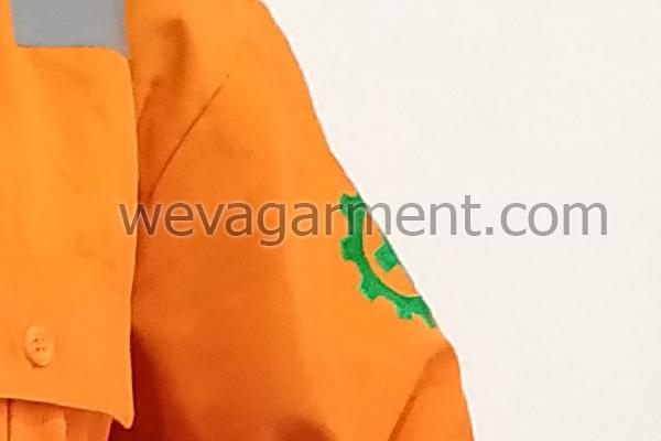 seragam-kerja-wearpack-bordir-lengan-kiri