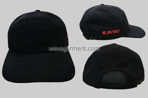 Hasil Produksi dan Desain Topi KJU'82