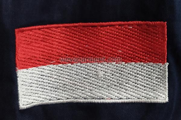 konveksi-seragam-kerja-scotlight-bordir-bendera