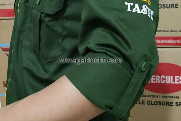 seragam-kerja-konveksi-surabaya-detail-manset-lengan