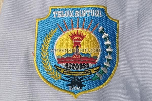 konveksi-seragam-surabaya-detail-bordir-lengan-kanan