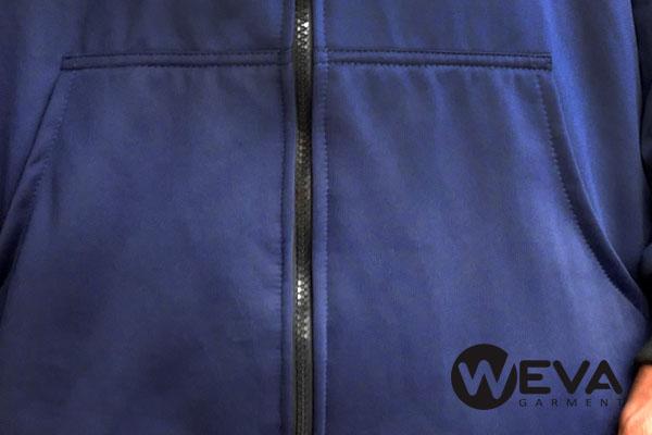 Kantong Model Saku Kanan Kiri - Weva Garment