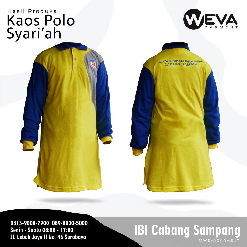 IBI CAB Sampang_Kaos Polo_Wevagarment_Feed